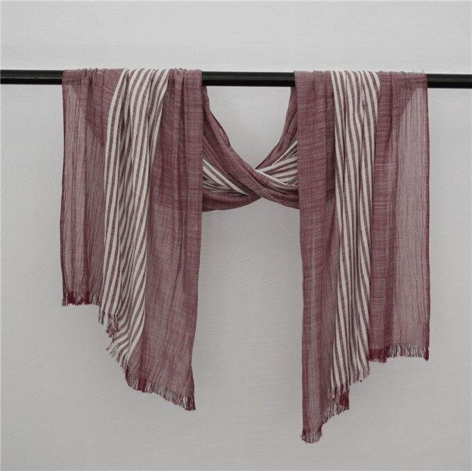 Новинка, брендовый зимний шарф для мужчин, теплый, мягкий, с кисточками, Bufandas Cachecol, серый, в клетку, тканый, мятой, хлопок, мужские шарфы