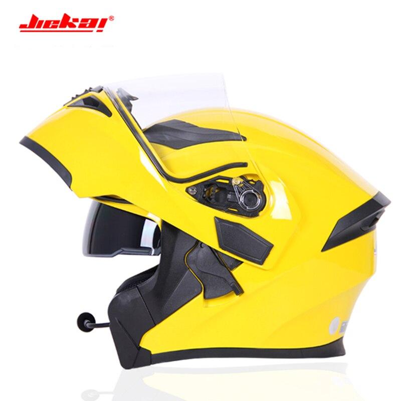 Ingranaggi di protezione Caschi ECE dot per il bluetooth del casco impermeabile casque moto Lavato Interno Deodorante Flip-Up moto casco