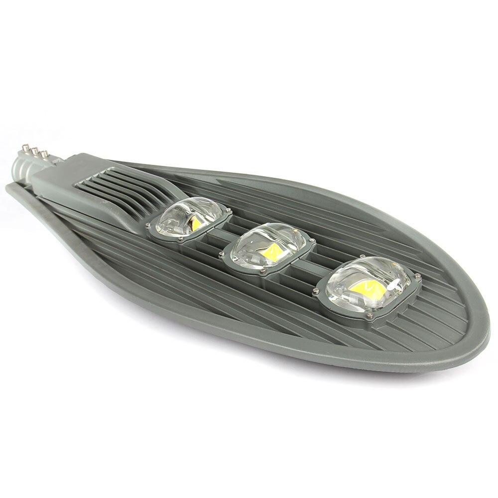 ФОТО 8pcs Outdoor Street lamp 30W 50W 100W 150W Led Street Lights Road Lamp Waterproof IP65 100-150lm/w AC85-265V Led Streetlight