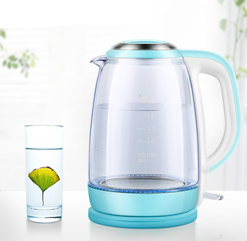 Electric kettle household automatic power cut 304 glass