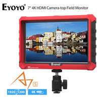Eyoyo A7S 7 Single Screen 1920x1200 IPS On Camera Field LCD Monitor Supports 4K HDMI Input