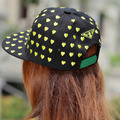 Snapback Cap Women Black Cotton casquette polos  Caps Red Heart dedicated hats caps snapbacks bboy hip hop cap hats