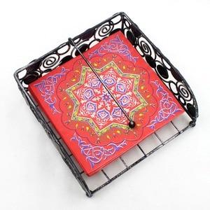 Image 4 - OurWarm Happy Ramadan Table Cloth Paper Napkin Eid Mubarak  Party Decorations Home Islam Ramadan Table Cover Eid Party Supplies