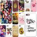Gravity Falls Hard Case Transparent for iPhone 7 7 Plus 6 6s Plus 5 5S SE 5C 4 4S