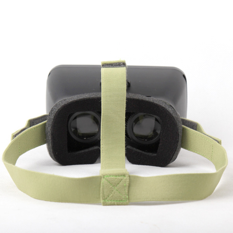 Head mounted strap cloth band for google cardboard xiaozai bobovr vr box case shinecon with hook and loop free shipping 15-60day