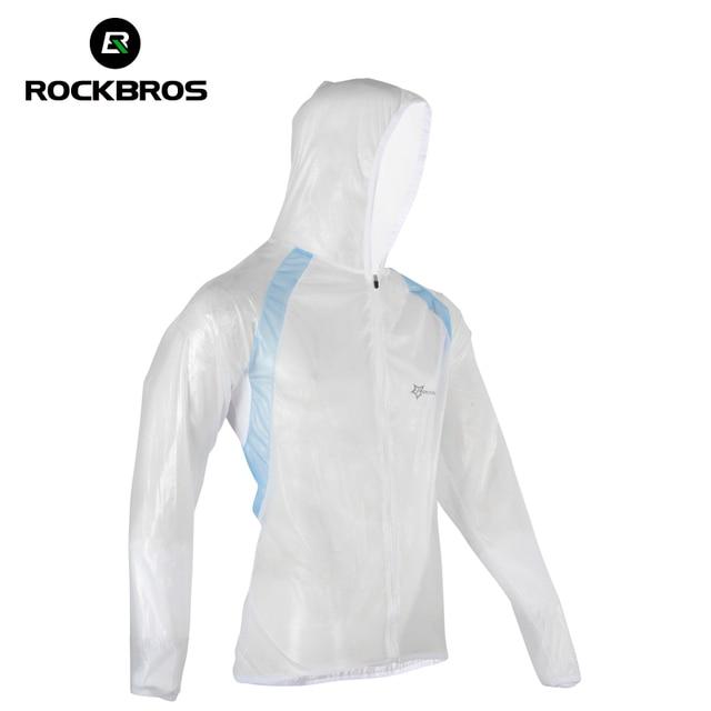 ROCKBROS Cycling Jersey Windproof Bike Bicycle Cycle ciclismo Wind Coat breathable Jacket Jersey Windbreak windcoat 3 colors