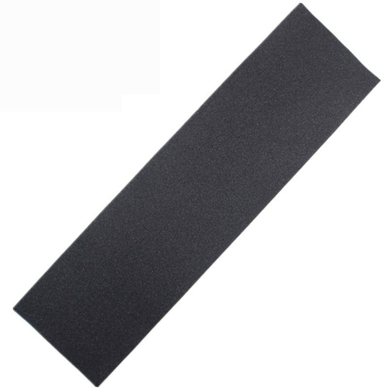 Professional Black Skateboard Deck For Board Skating Sandpaper Tape 83*23cm Grip Longboarding