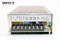 Be Customized Low Price D 120C 12V 24V Volt 120w Dual Output Switching Power Supply Dual