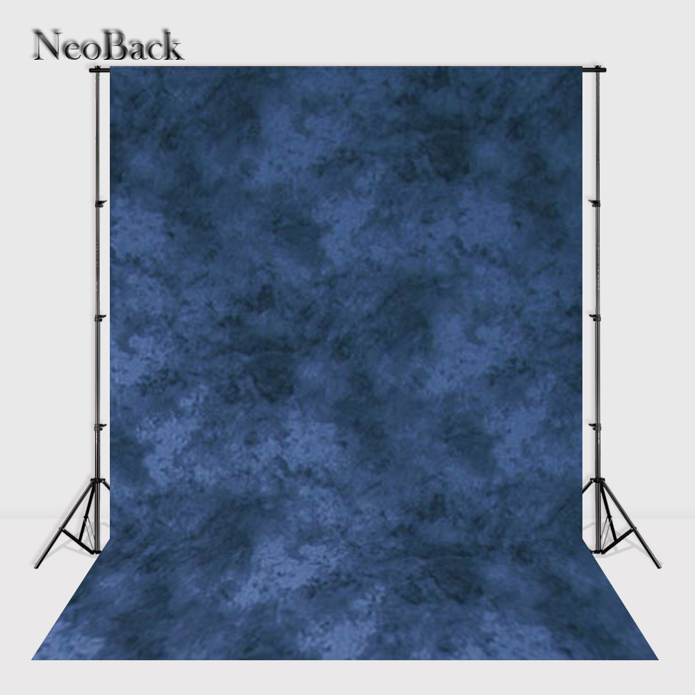 NeoBack new  10x10ft 10x20ft crush dyed abstract old master grey tone muslin backdrops studio photo backgrounds C0810
