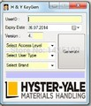 Hyster and Yale PC Services Tool [2014] Keygen 4.8X up ver