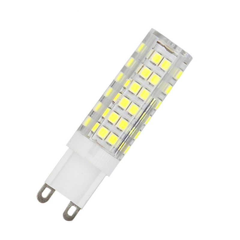 E14 G4 G9 светодиодный лампы 220 V 5 W 7 W 9 W 12 W светодиодный кукурузы лампы SMD2835 Светодиодный прожектор заменить 30 W 40 W 50 W 70 W галогенная Люстра Свет