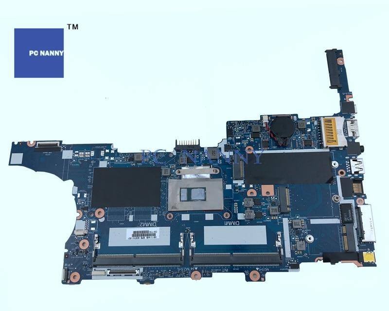 "2019 Mode Pcnanny Mainboard 903741-601 6050a2892401 Für Hp Elitebook 840 G3-14 ""-core I5 6300u Hd 520 Laptop Motherboard"