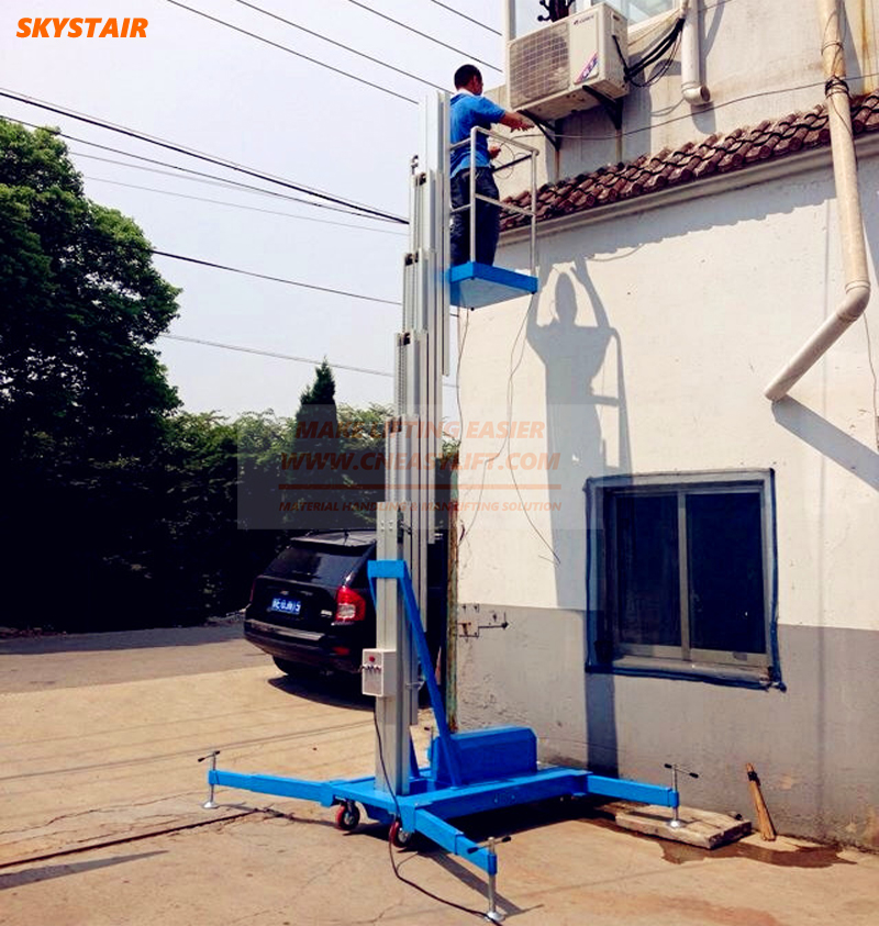 8m Aluminum Platform Lift Elevator Price For Sale