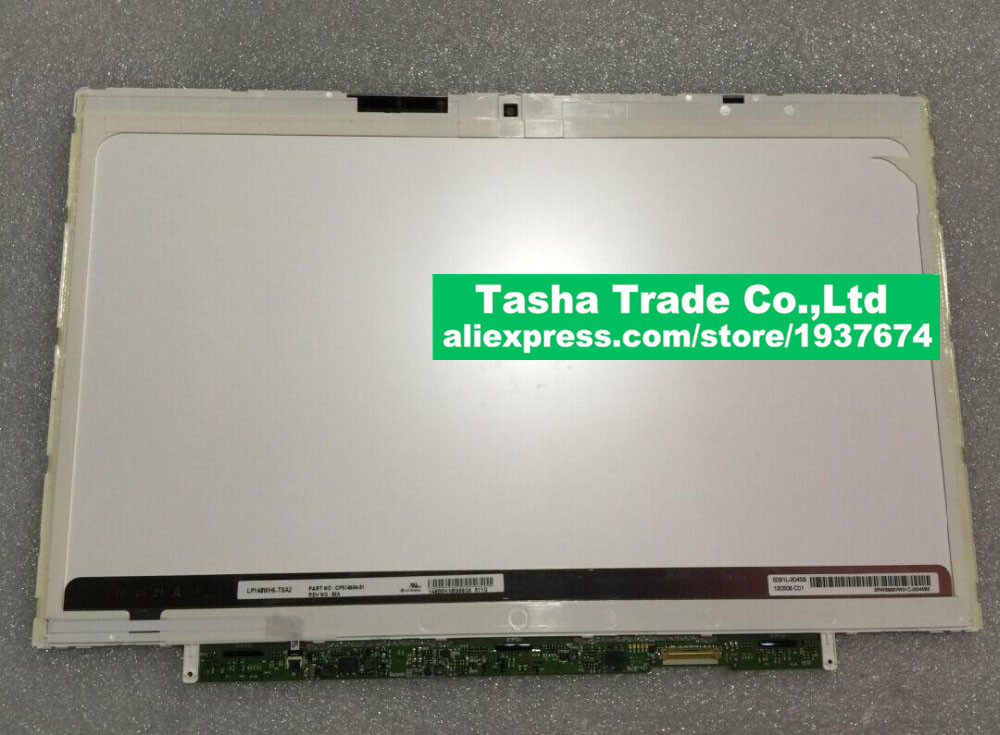 все цены на For Fujitsu U772 LCD Screen LP140WH6 TSA2 LP140WH6 TSA3 онлайн