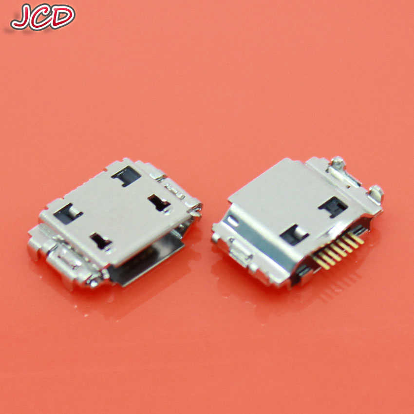 JCD Новый Micro USB зарядная док станция разъем порт для Samsung Galaxy S5830 N7000 i9220 i989 i5570 S8300 S8530