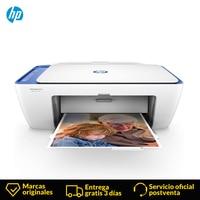 HP DeskJet 2630 Copy Scan All in One Color Inkjet Printer for Home and Office,Thermal inkjet,4800 x 1200 DPI,Blue, White,