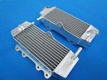 Заводская розетка, алюминиевый радиатор для Yamaha 2000 2005 YZ250F WR250F YZF 250 WR 250 F 00 01 02 03 04 05