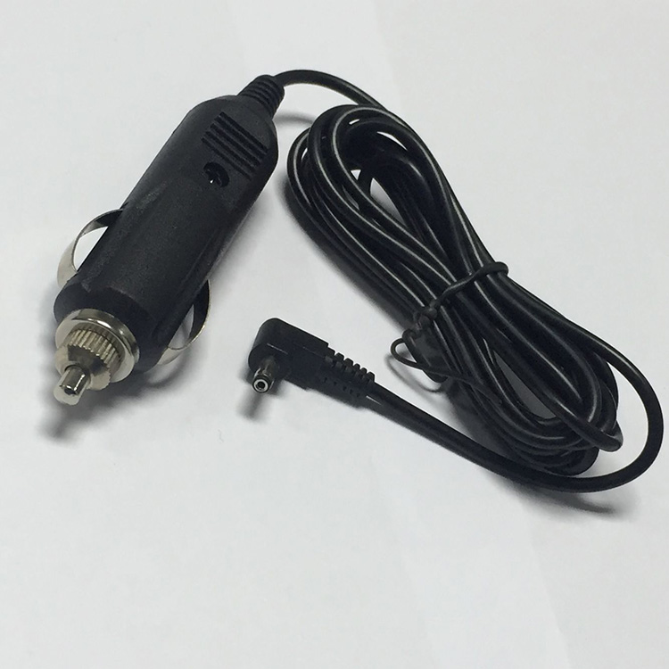 1m konektor nabíječky do konektoru DC3.5x1.35mm Rychlý konektor 2A / 2464 / 24AWG Prodlužovací kabel z měděného kabelu pro autorádio DVR