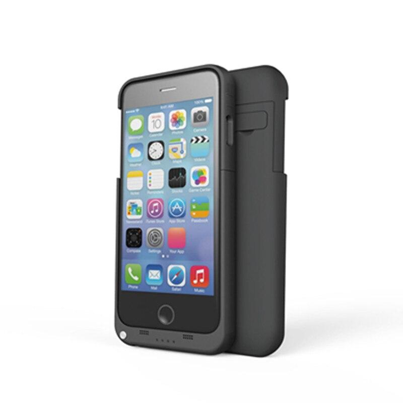 """imágenes para 3200 mAh Cargador de Caja de Batería de Reserva Externa de La Energía Bank Funda Para el iphone de apple 6 6 s 4.7"""""""