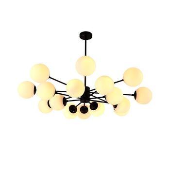 Sospensione современный дизайн блеск E Pendente Para Sala обеденный стол светильник Suspendu Декор для дома Лофт подвесной светильник