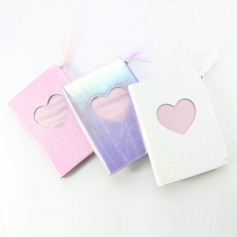 Domikee Creative cute kawaii Korea laser hardcover refillable personal agenda planner organizer notebooks for girl stationery A5Domikee Creative cute kawaii Korea laser hardcover refillable personal agenda planner organizer notebooks for girl stationery A5