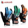 KTM Nueva Summer Soft Transpirable guantes de Moto completo dedo Guantes Cómodo Moto Motocross Motos Guante Unisex Whosales precio