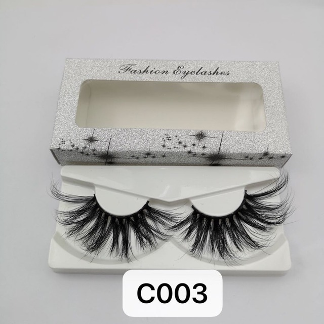 NEW Length 30mm Mink Eyelashes False Eyelashes Crisscross Natural Fake lashes Makeup 3D Mink Lashes Extension Eyelash Beauty