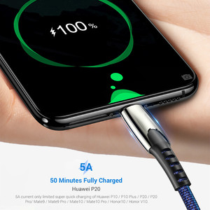 Image 5 - Fast Charging USB Type C Cable for USB C Mobile Phone Cable Type C Cable for USB Type C Devices For Nylon Braided  Cord Popular