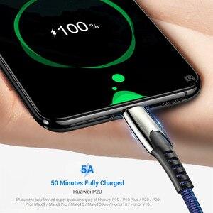 Image 5 - 急速充電 Usb タイプ C Usb C 携帯電話ケーブルタイプ C の Usb タイプ C デバイスナイロン組紐人気