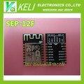 Бесплатная Доставка 1 ШТ. ESP-12F ESP8266 дистанционного последовательный Порт беспроводной модуль WI-FI через стены Ван esp-12F