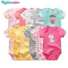 יילוד צילום Props Bodysuits תינוקת בגדי כותנה Bebe בגד גוף bebe בני בגדי גוף תינוקות Playsuits עבור 0 1Year