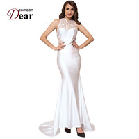 Comeondear Vestidos De Fiesta Largos Elegantes Vk1006 China Embroidery Dresses Large Sizes Backless Party Gown Long