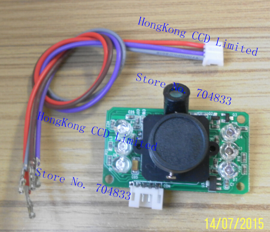 LS Y201 Open source camera with infrared JPEG TTL serial port camera photo