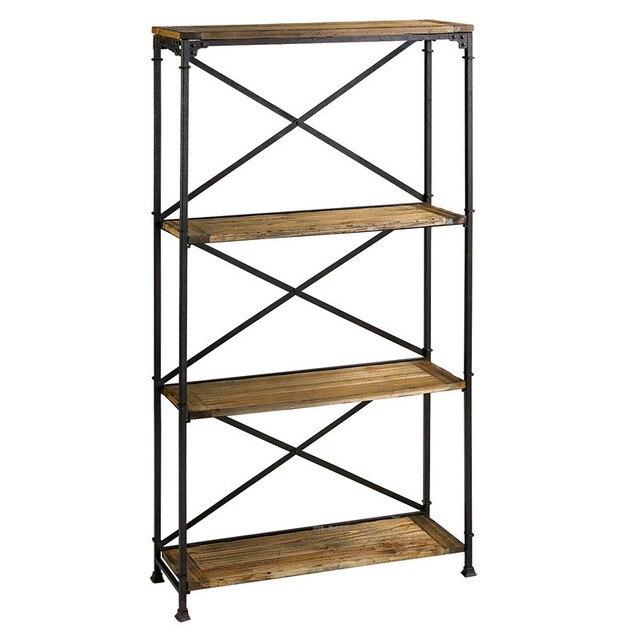 Loft americano retro antiguo de madera reciclada a hacer el viejo ...