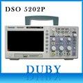 Hantek DSO5202P цифровой осциллограф USB 200 МГц 2 канала 1GSa/s 7