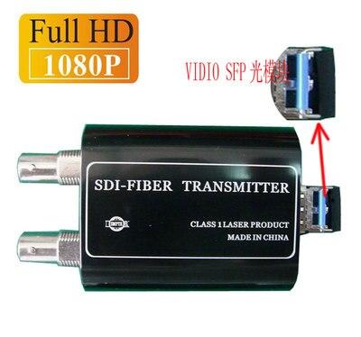 3G SDI Optical High Definition 1080P 60HZ Mini Digital HD SDI to fiber Single fiber LC