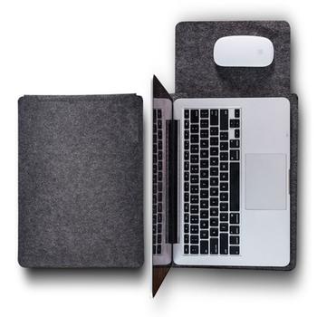 Cienki rękaw dla Chuwi Lapbook SE Air Pro AeroBook 12 3 13 3 14 1 14 Cal Laptop etui z pu Case torba moda Notebook etui prezent tanie i dobre opinie Unisex Liner rękawem Kieszeń na laptopa Stałe Nie zamek Biznes Filcu wełnianego For Lapbook SE Air Pro AeroBook veker