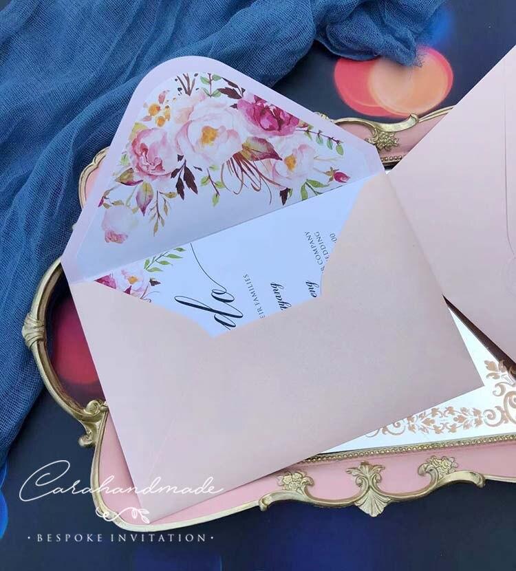 Floral Hochzeit Einladung, RSVP, Details Karte CA0761-in Karten & Einladungen aus Heim und Garten bei  Gruppe 1