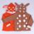 2017 Nuevos Niños Suéteres Ciervos Oídos Niños Niñas Suéter Con Capucha de Doble Capa de Punto de Algodón Ropa Infantil Kid Cardigan Caliente