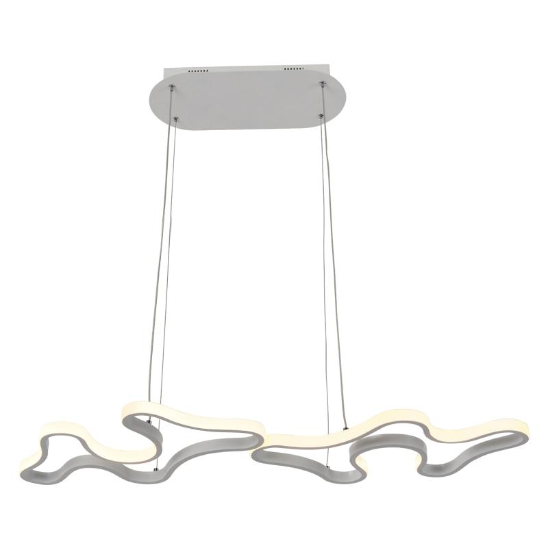Modern Creative Led Pendant Lights For Dining Room Bar Office Indoor - Modern-swing-pendant-light-by-monochro-design-studio