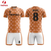 Full Deep Customization Sublimation Oem Soccer Football Jersey Thai Quality Personalised Soccer Jersey