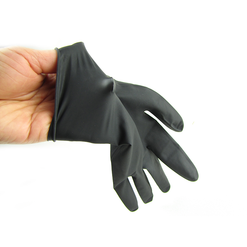 2 Pairs Barber Hairdresser Gloves Accessories Hair Coloring ...