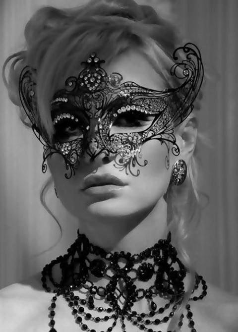 how to make elegant masquerade masks