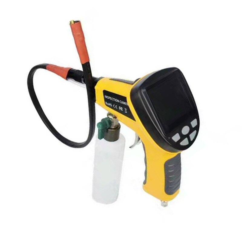 3,5 дюймов ЖК дисплей монитор спрей для очистки кондиционер AV ручной эндоскоп