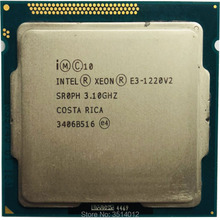 Intel Xeon E3-1230 e3 1230 V3 Quad-Core Processor LGA1150 Desktop CPU properly Proces