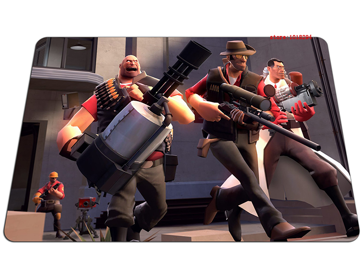 team fortress 2 mouse pad High quality gaming mousepad HD print gamer mouse mat pad game computer desk padmouse keyboard mats