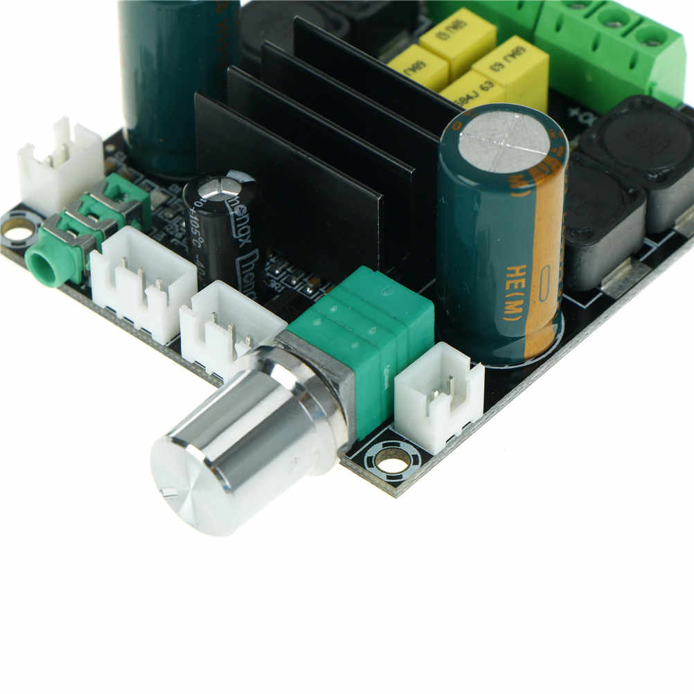 Плата усилителя D2 XH-M189 DC24V Поддержка двух каналов стерео Мощность Плата усилителя TPA3116 2*50 W High End цифровой Мощность