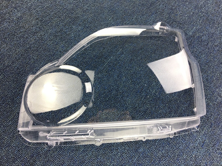 for Nissan X Trail Headlight cover 08 10 X Trail front light transparent lampshade glass large