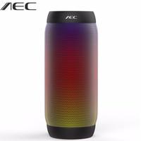 AEC BQ 615 PRO Portable Waterproof Wireless Bluetooth Speaker Super Bass Blutooth Bicycle Speaker Sound Box