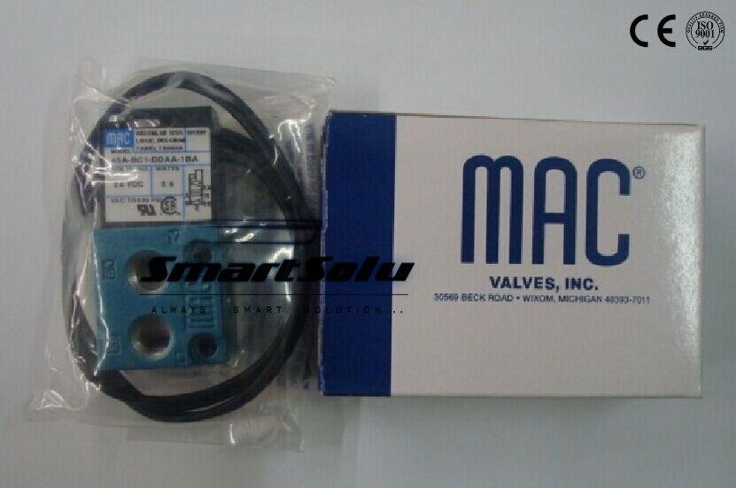 Free Shipping MAC High-frequency solenoid valve BC1-DDAA 24V DC free shipping mac high frequency solenoid valve ba1 ddfa 24v dc